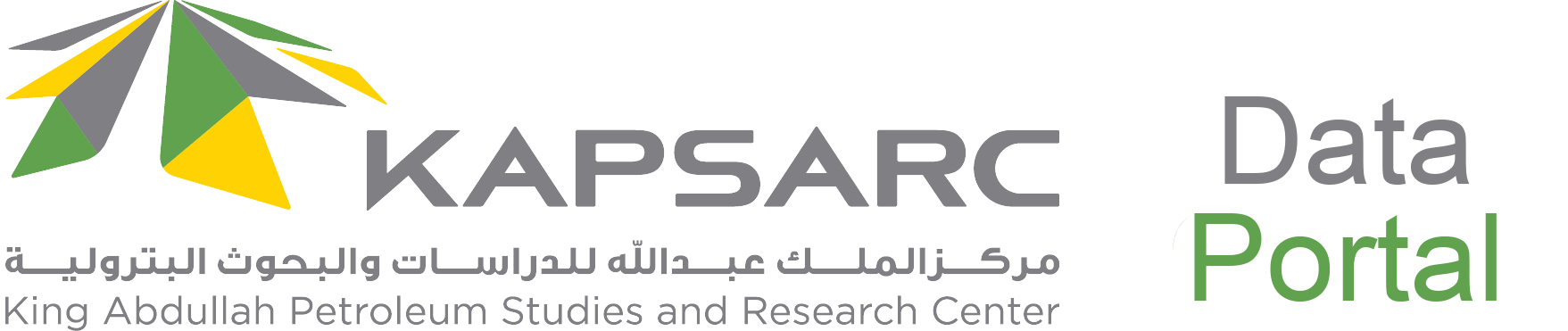 KAPSARC Data Portal